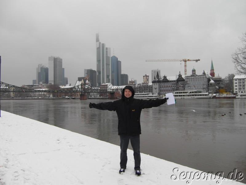 2010 1 Frankfurt January 2010 Germany