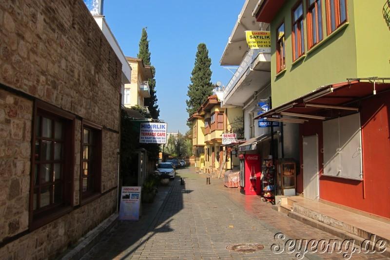 안탈야 구시가지, 칼레시 (Old Town Kaleici)  안탈야 (Antalya)  世榮 Worldglory