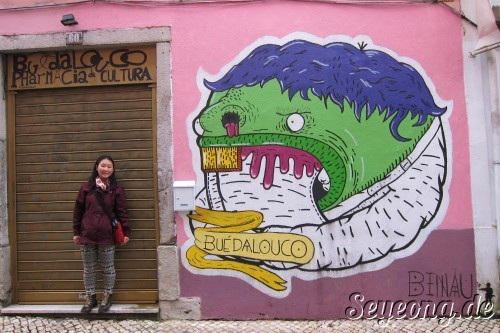 Bairro Alto District Walking Tour